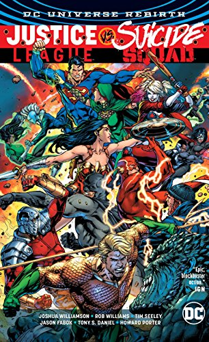 Justice League vs. Suicide Squad (Justice League: Dc Universe - Bay Dc Frost