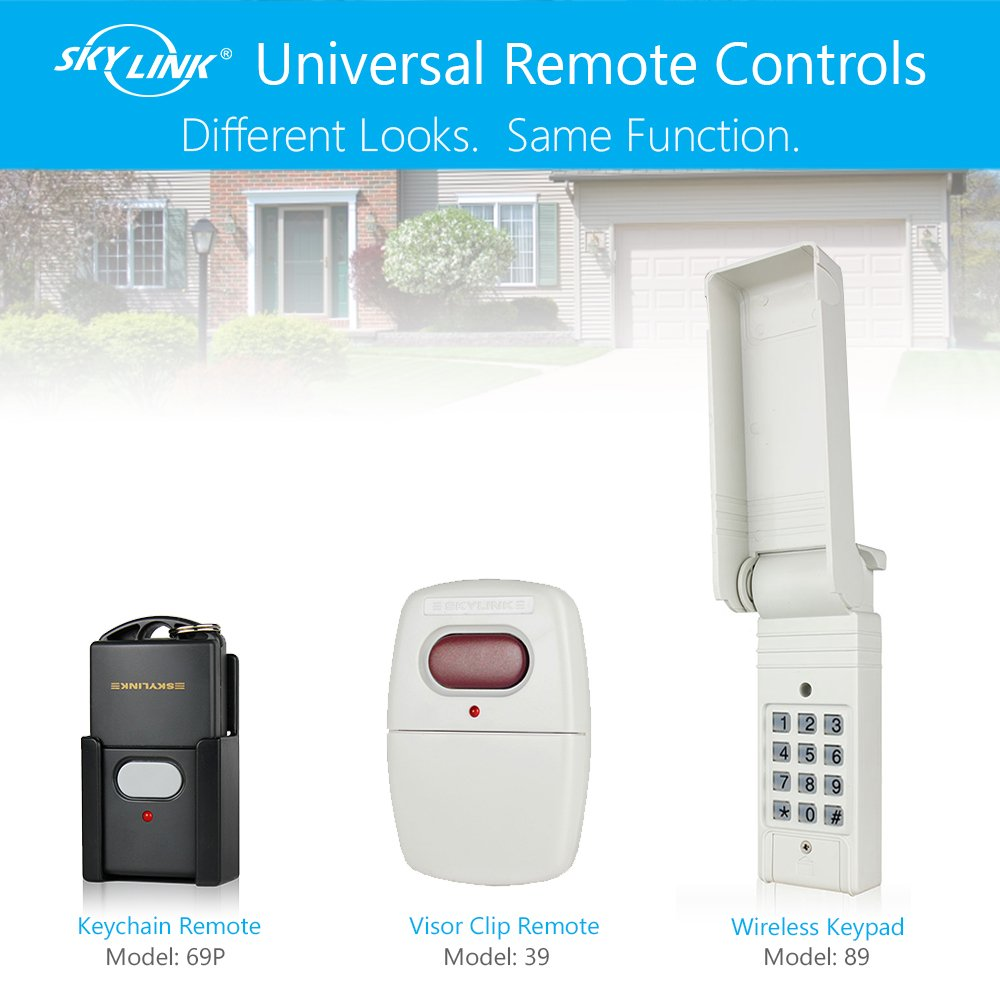 chamberlain doors b door n ss universal residential clicker accessories remotes opener garage control remote windows openers keypads