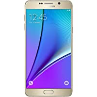 Samsung Galaxy Note 5 SM-N920T 32GB Gold for T-Mobile (Certified Refurbished)