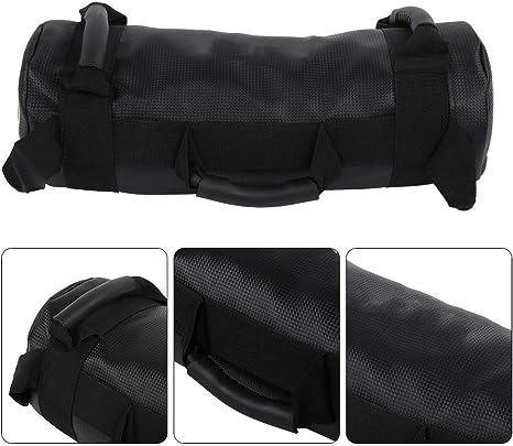 Alomejor Bolsa de Arena para Entrenamiento de Levantamiento de Pesas 10 kg 20 kg 30 kg Bolsa de Arena de Alta Intensidad para Entrenamiento Muscular en casa