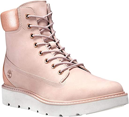 Timberland Womens Kenniston 6 inch Lace Up Leather Boots