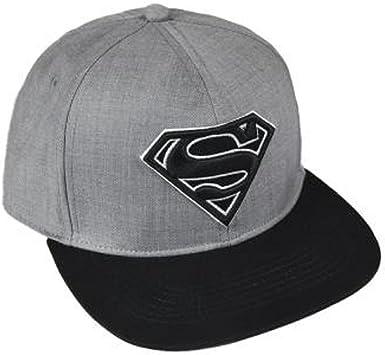 Superman-2200002237 Gorra premium New Era 58 cm, color ...