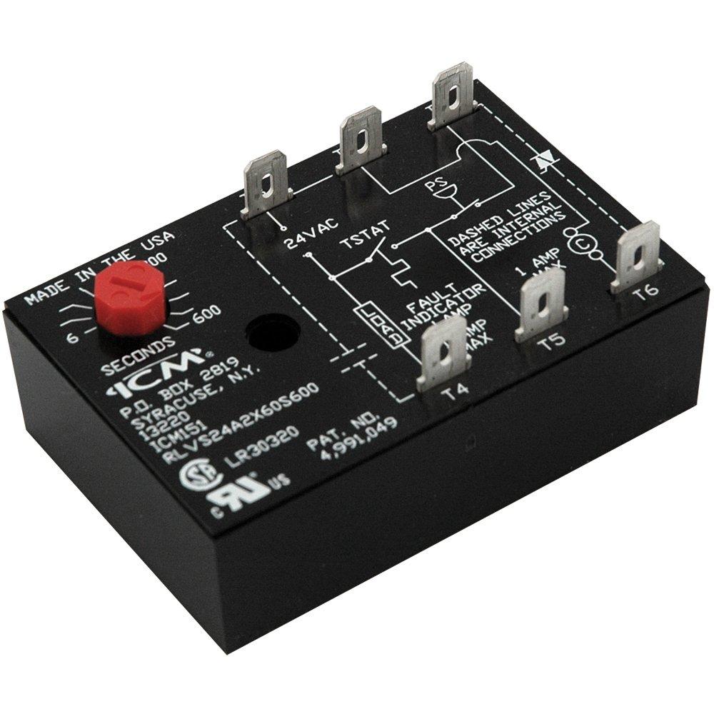 ICM Controls ICM151 Random Start Timer