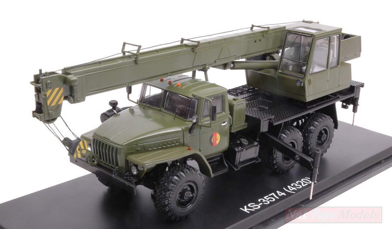 Premium CLASSIXX PCL47046 Ural 4320 NVA NVA NVA GRU Vehicle 1:43 MODELLINO Die Cast 8c3401