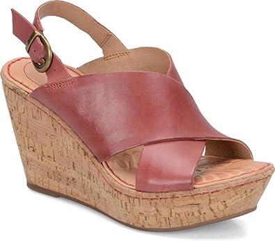 Born Emmy II Slingback Wedge Sandals TfOO7
