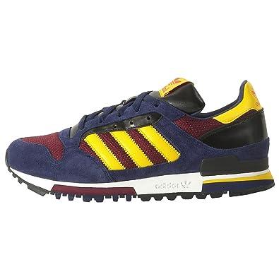 premium selection 7c141 3e96b Amazon.com | adidas Originals Men's ZX 600 Sneaker | Fashion ...