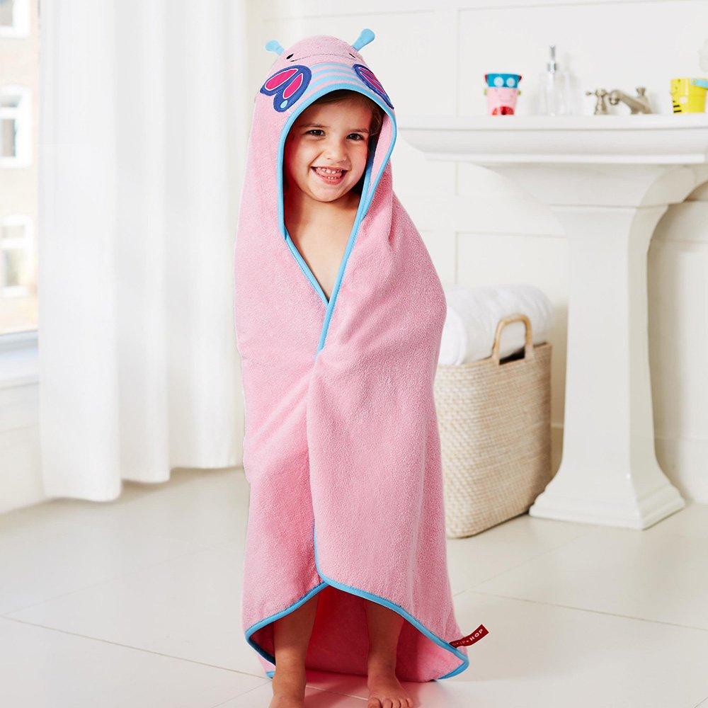 Skip Hop Zoo Hooded Towel (Ladybug)  Amazon.co.uk  Baby 584ac1ece