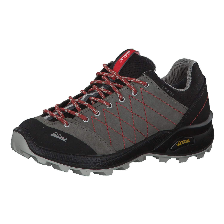 High Couleurado Crest Trail Chaussures de randonnée Femme, gris-Peach 2019