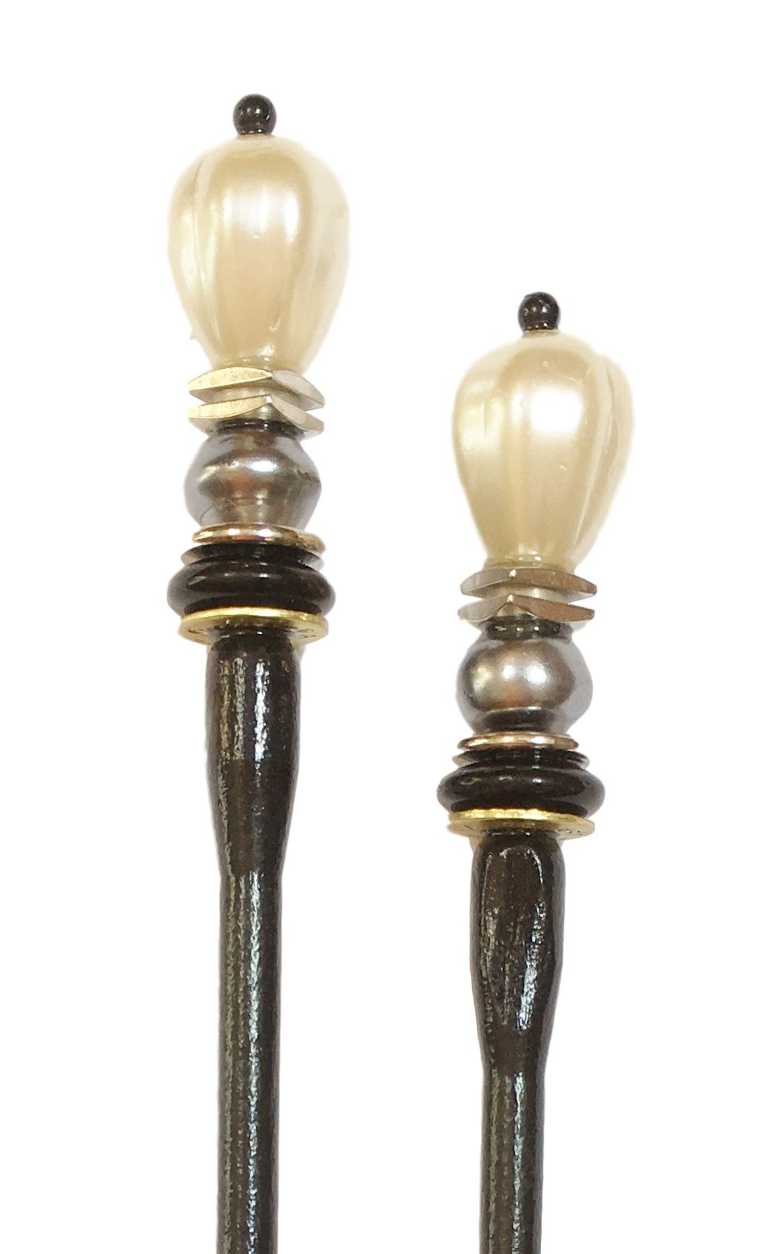 Shaune Bazner Cherish Hair Sticks by Shaune Bazner