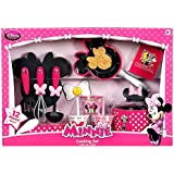 Disney Minnie Mouse Gourmet Cooking Set