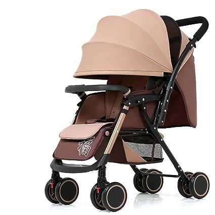Baby carriage Carrito de bebé, cochecito de bebé, puede montar puede ser mentira carro