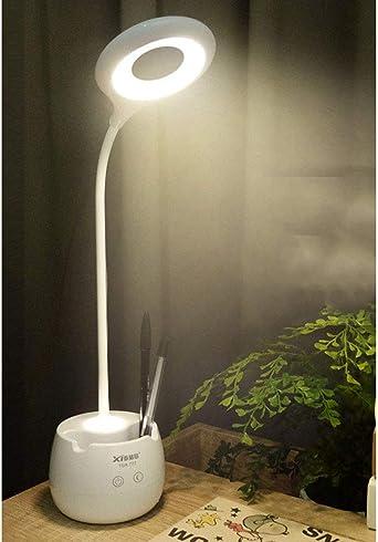 LED Veilleuse Protection Des Yeux Lampe De Table, USB
