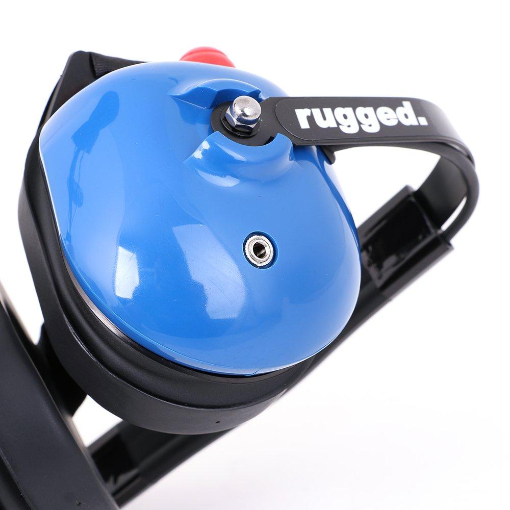 Rugged Radios H42-LTBLUE Light Blue 2-Way Headset by Rugged Radios (Image #1)