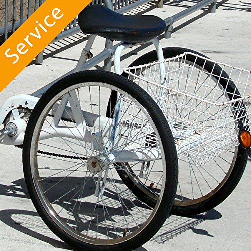 Adult Tricycle Assembly - In-Store by Amazon Home Services