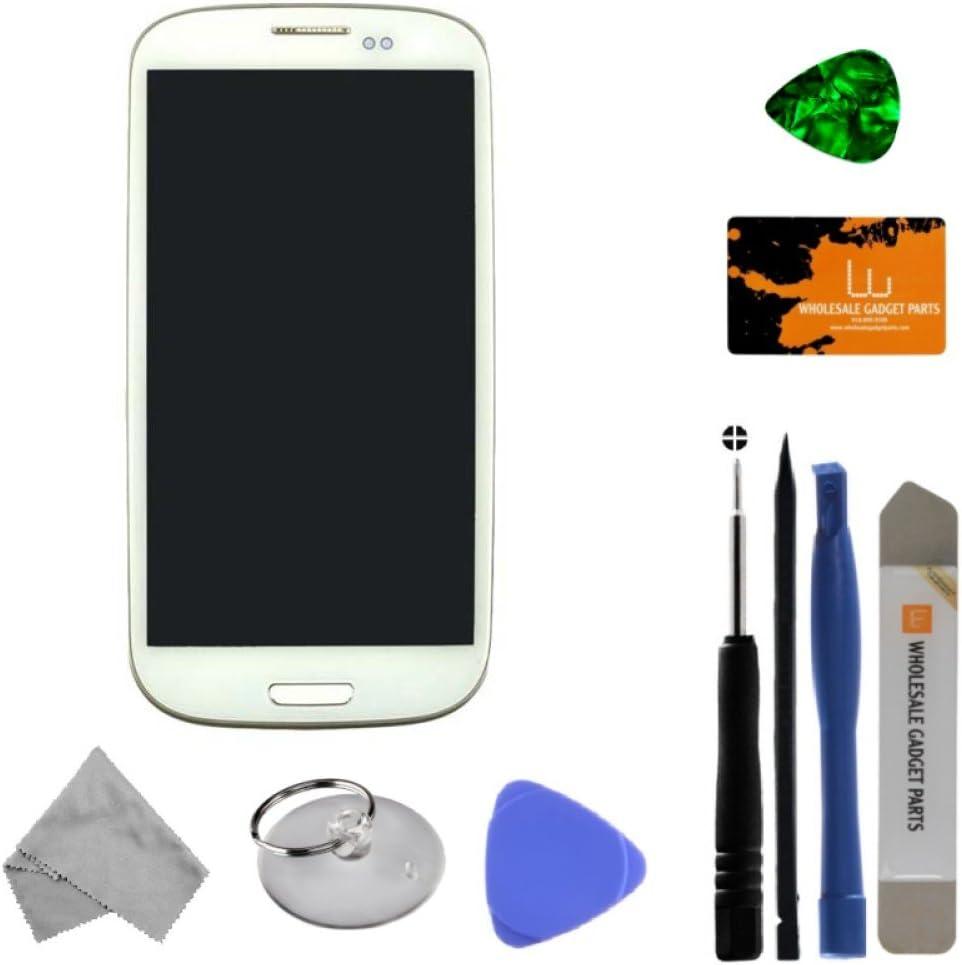 Digitizer & Frame Assembly for Samsung i535 R530 Galaxy S III ...