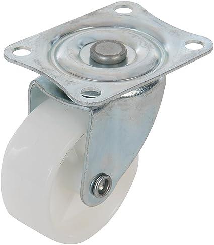 50 mm, 50 kg FIXMAN 244237 Rueda giratoria de Polipropileno