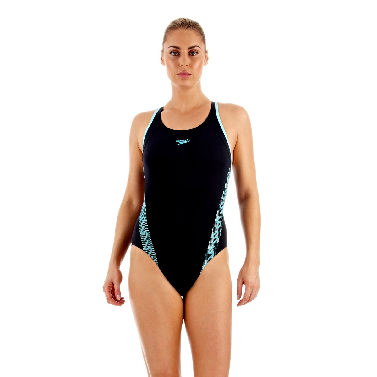 Speedo Monogram Muscleback Maillot de bain Femme