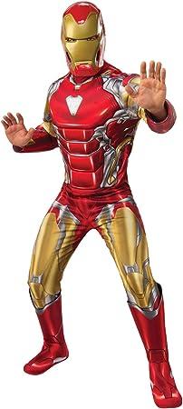Rubies - Disfraz Oficial de Los Vengadores Endgame Iron Man, para...