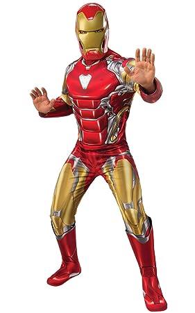 Rubies - Disfraz Oficial de Los Vengadores Endgame Iron Man, para ...