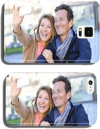 Toma de pareja mature picture carcasa para smartphone con atril ...
