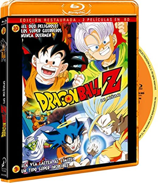 Pack Dragon Ball Z-¡La Vía Láctea Al Límite! Un Tipo Super ...