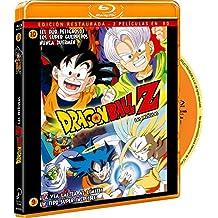Pack Dragon Ball Z: ¡La Vía Láctea Al Límite! Un Tipo Super Increíble + ¡El Duo Peligroso! Los Super Guerreros...