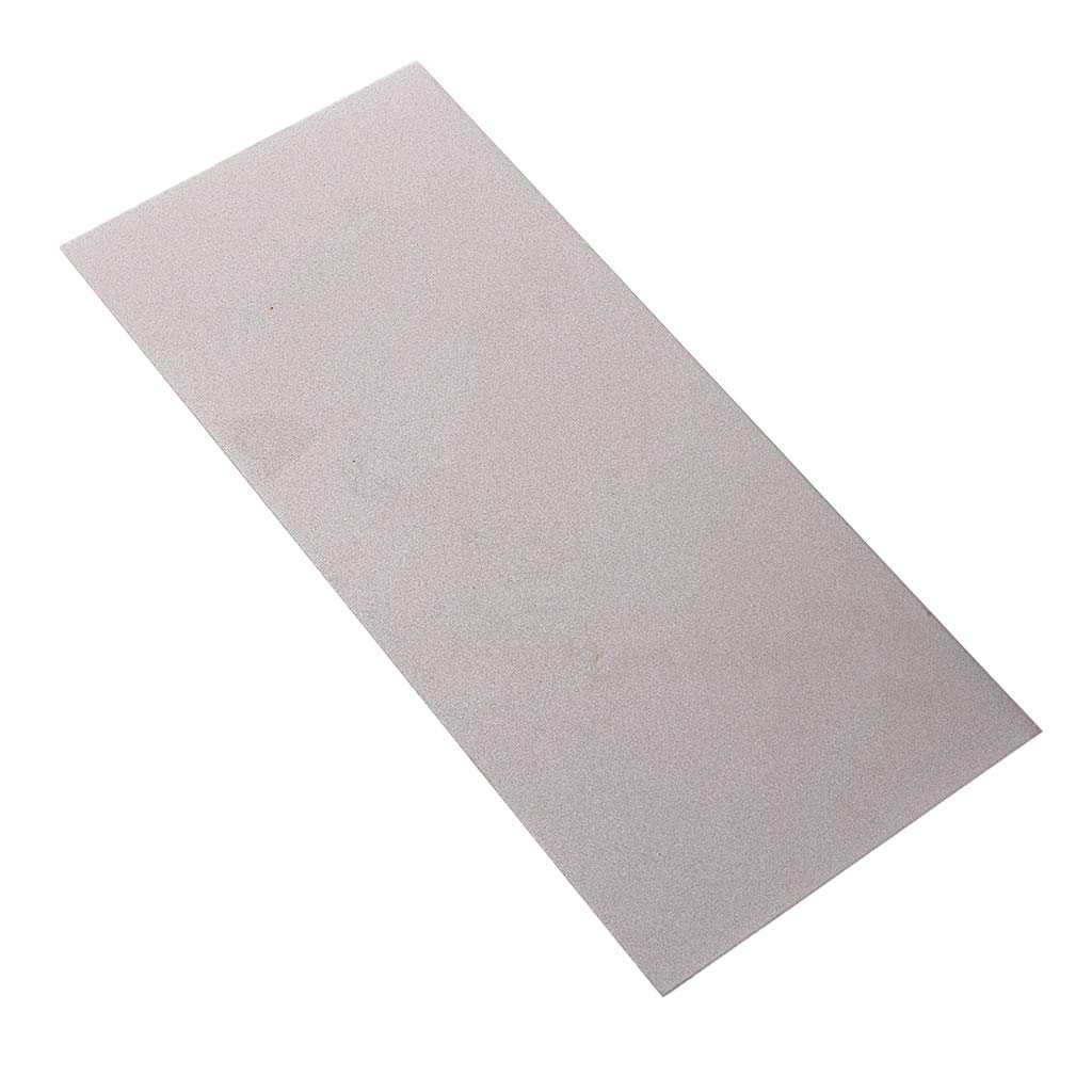 400 as described+as described perfeclan Portable 13 Styles Abrasive Emery Sheet Diamond Card Sharpener 170 x 75 mm- for Polishing Grinding Sharpening Supplies