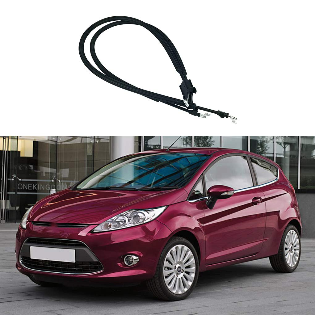 1441166 Right Hand Front Seat Tilt Adjuster Cables Replacement for Ford Fiesta MK6 2001-2008