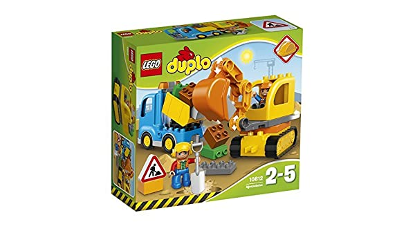 Amazon.com: 10812 - DUPLO - BAGGER & LASTW by LEGO: Toys & Games