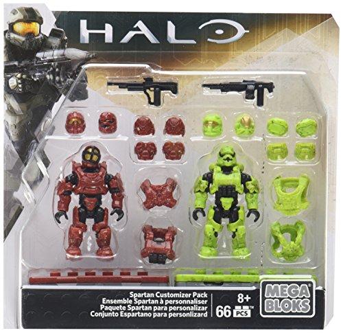 Mega Bloks Halo Spartan Customizer Pack