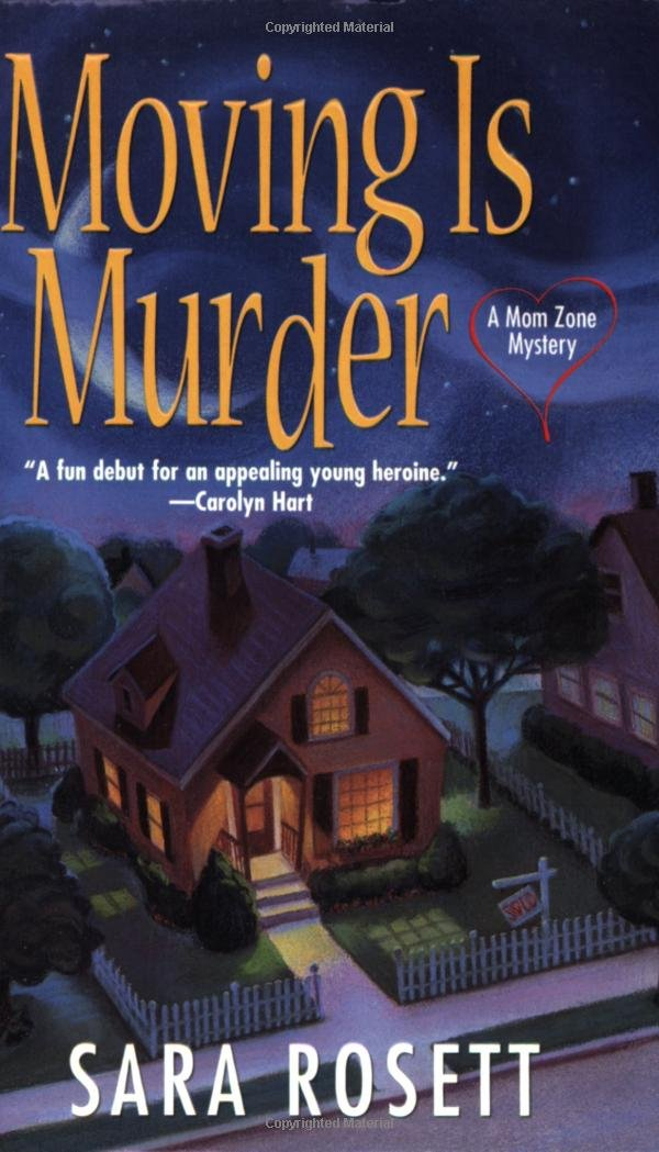 Read Online Moving is Murder: A Mom Zone Mystery (Mom Zone Mysteries) ebook