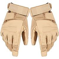 Gimnasio Guantes de ciclismo fingerless guantes de guante táctico militar, de Airsoft