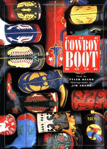 The Cowboy Boot Book -