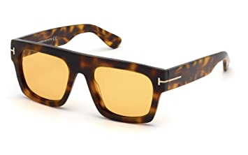 Gafas de Sol Tom Ford Fausto FT 0711 Havana/Brown Unisex
