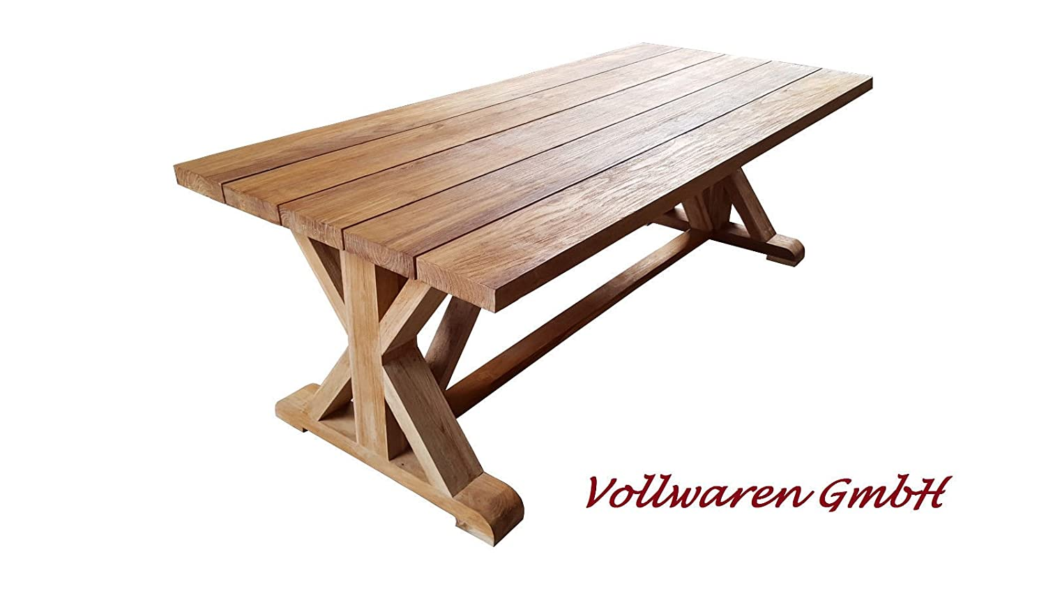 teak gartentisch emyl 220x100 teakholz antik massiv tisch tafel gartenm bel g nstig bestellen. Black Bedroom Furniture Sets. Home Design Ideas