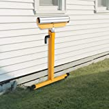 TUFFIOM Folding Roller Stand, Material Support