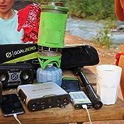 Amazon Com Goal Zero Sherpa 100 Recharger Garden Amp Outdoor