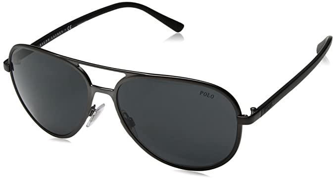 Polo Ralph Lauren Mens PH3102 Sunglasses