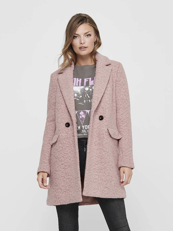 ONLY Damen Onlnewally Wool Coat Cc OTW Wollmantel