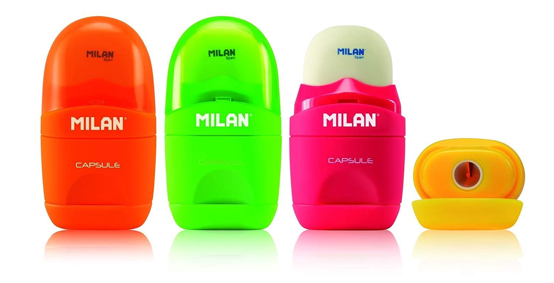 Expositor 16 afilaborras Capsule Fluo Milan 4705116