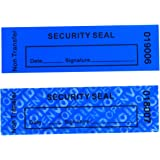 "100pcs Non Transfer Tamper Proof Security Warranty ""VoidOpen"" Labels/ Stickers/ Seals for Reusable Package or Expensive Surfa"