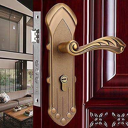 Magideal European Classical Lever Door Handles Interior Door Handle