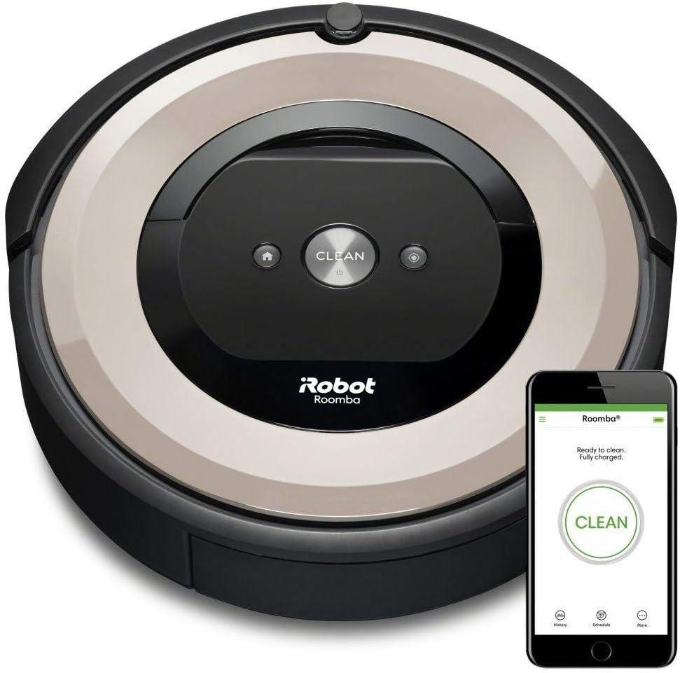 iRobot e515240 ROOMBAE5 e515440, Acero Inoxidable: 320.95: Amazon ...
