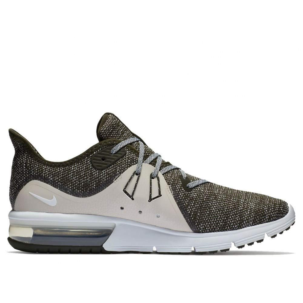 online store 73128 654b4 Galleon - Nike Air Max Sequent 3 Mens Running Trainers 921694 Sneakers Shoes  (UK 7 US 8 EU 41, Sequoia Summit White 300)