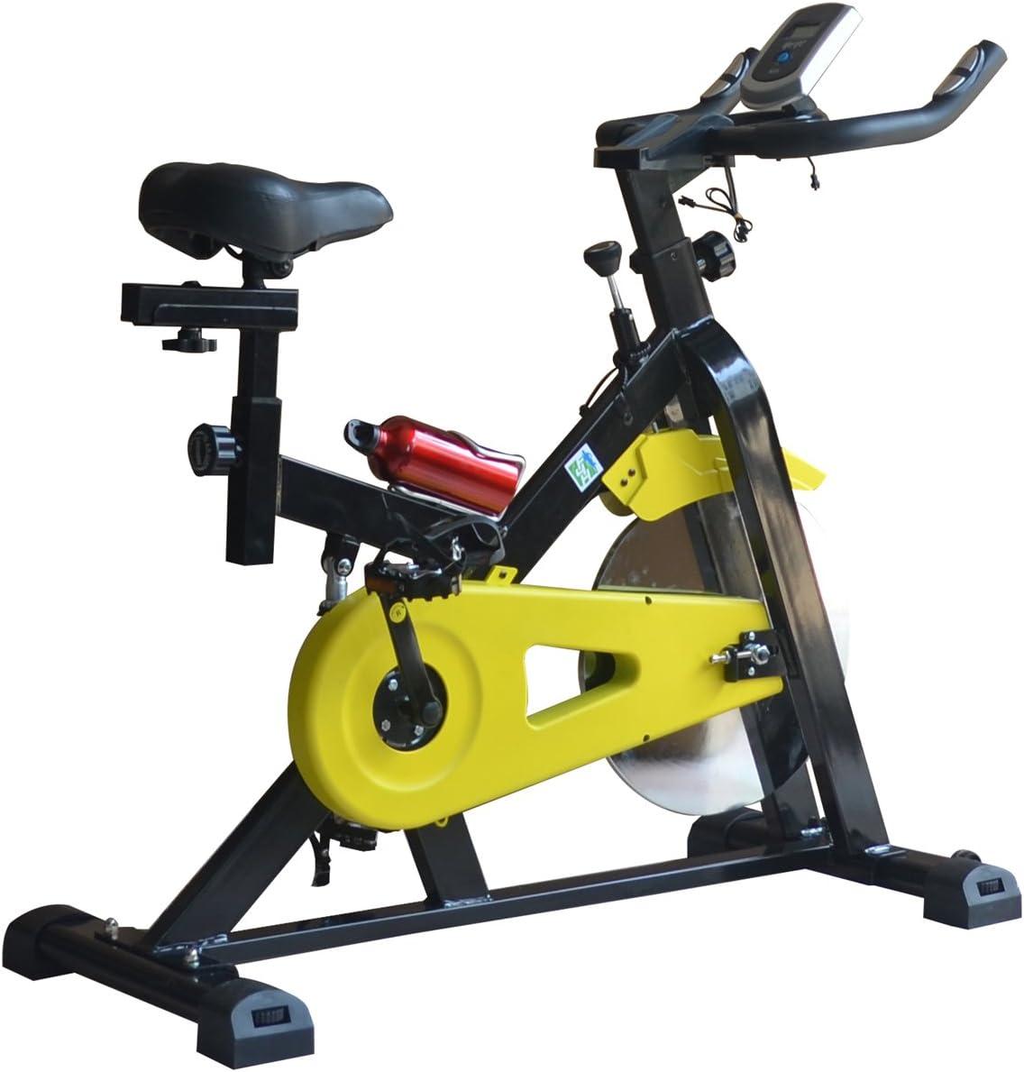 OLYMPIC Indoor Cycling - Cinta de Correr para Fitness, Color Azul ...