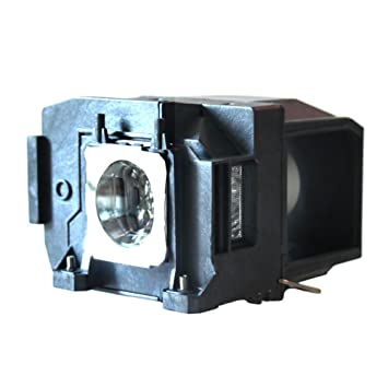 litance Proyector Lámpara de repuesto para EPSON ELPLP85 ...