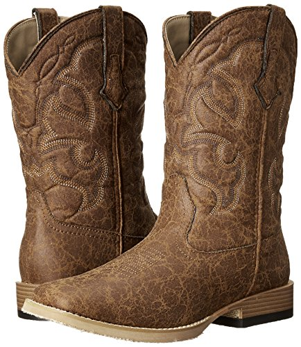 a15247d7ca5 Roper Men's Vintage Square Toe Western Boot