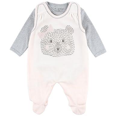 Jungen (0 -24 Monate) Fixoni Baby-Jungen Mütze mit Motiv