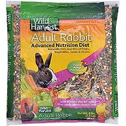 Wild Harvest G1980W Wh Adv Nutrition Diet Rabbit 4# Bag