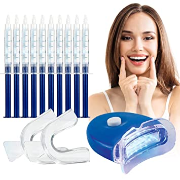 Amazon Com Teeth Whitening Kit Teeth Whitening Gel Teeth